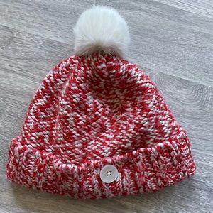 5 for $30 🔑 Lole Rabbit Fur Beanie Toque Hat